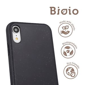"Forever Bioio 100% biohajoava suojakotelo iPhone 12 Pro Max 6.7"" - Musta"