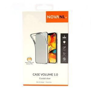 NovaNL TPU Volume 1.0 suojakotelo Apple iPhone 13 Mini - läpinäkyvä