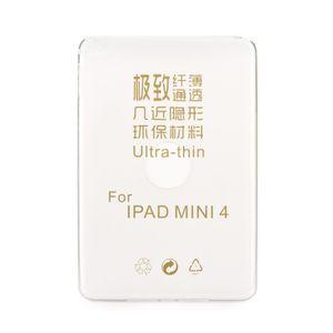 Ultra Slim 0.3mm Mini 4 Suojakuori - Läpinäkyvä