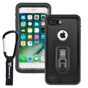 Armor-X MX iPhone 7 Plus / 8 Plus IP68 Vedenkestävä suojakotelo