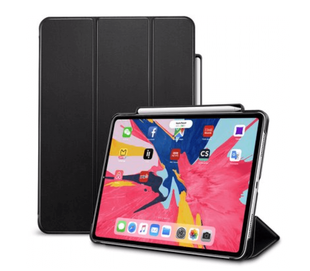 """ESR Yippee Suojakotelo Apple iPad Pro 11"""" 2018 hopeanharmaa"""
