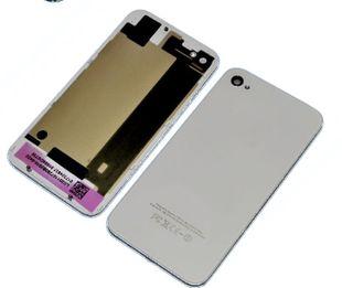 iPhone 4 Valkoinen takakansi