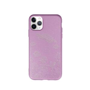 Forever Bioio Ocean 100% biohajoava suojakotelo iPhone X /XS - Pinkki