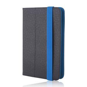 """Orbi Universaali iPad / Tabletti suojakotelo 9-10"""" - Sinimusta"""