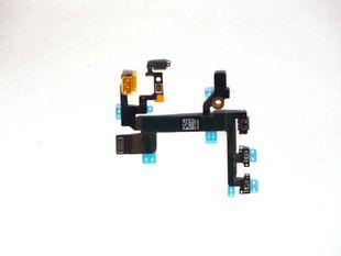 iPhone 5S Virtanapin ja äänenvoimakkuuden flex-kaapeli