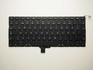 Apple Macbook 13-Tuuman A1278 Unibody UK näppäimistö