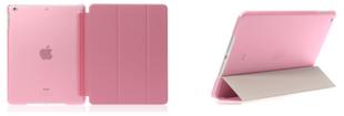 Apple iPad Air 2 Suojakuori Magneettiläpällä - Pinkki