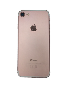 Apple iPhone 7 32GB Ruusukulta - Kunnostettu