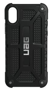 UAG Urban Armor Gear Monarch suojakotelo iPhone XS Max - Musta