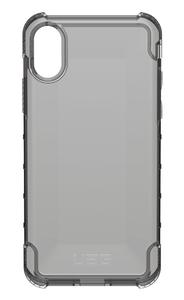 UAG Urban Armor Gear Iskunkestävä Plyo suojakotelo iPhone X / XS - Ash