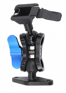 Armor-X X59T taso- tai seinäkiinnitteinen teline tabletille, musta
