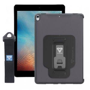 Armor-X Dual Protection iskunkestävä suojakotelo iPad AIR 3rd Gen. (2019), musta