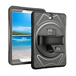 Armor-X EXN Ultra 3 Layers Iskunkestävä suojakotelo iPad Air, harmaa