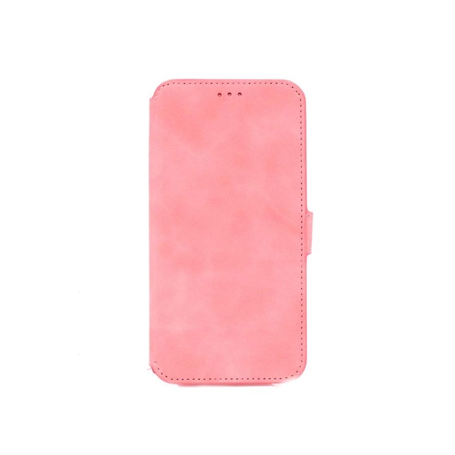 NovaNL Bookcase Volume 1.0 suojakotelo Apple iPhone XS Max - pinkki