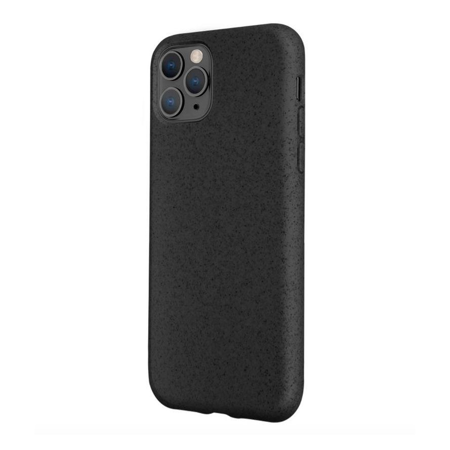 Forever Bioio 100% biohajoava suojakotelo iPhone 11 Pro - musta