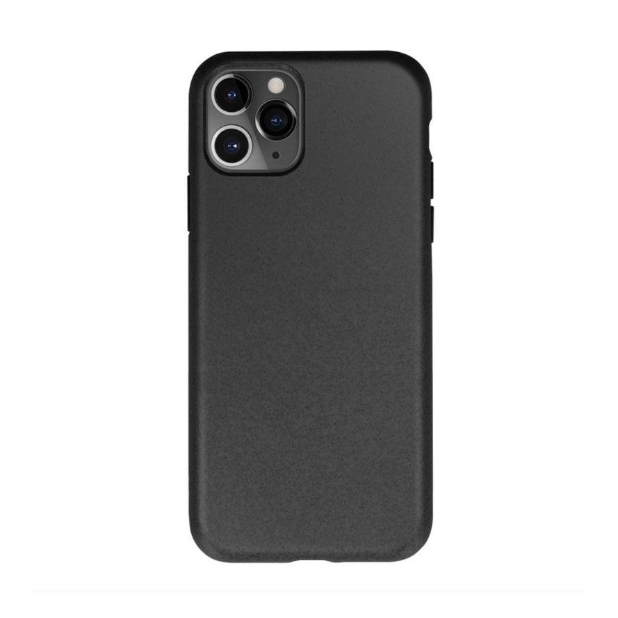 Forever Bioio 100% biohajoava suojakotelo iPhone 11 Pro Max - musta