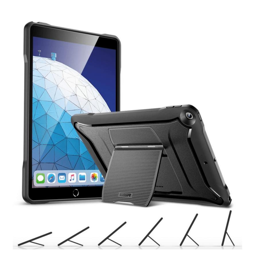 "ESR Guardian Apple iPad Air 10.5"" 2019 Suojakotelo musta"