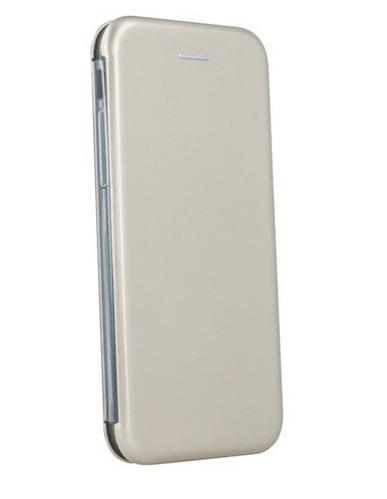 Forever lompakkomallinen Armor suojakotelo iPhone Xs Max - kullanvärinen