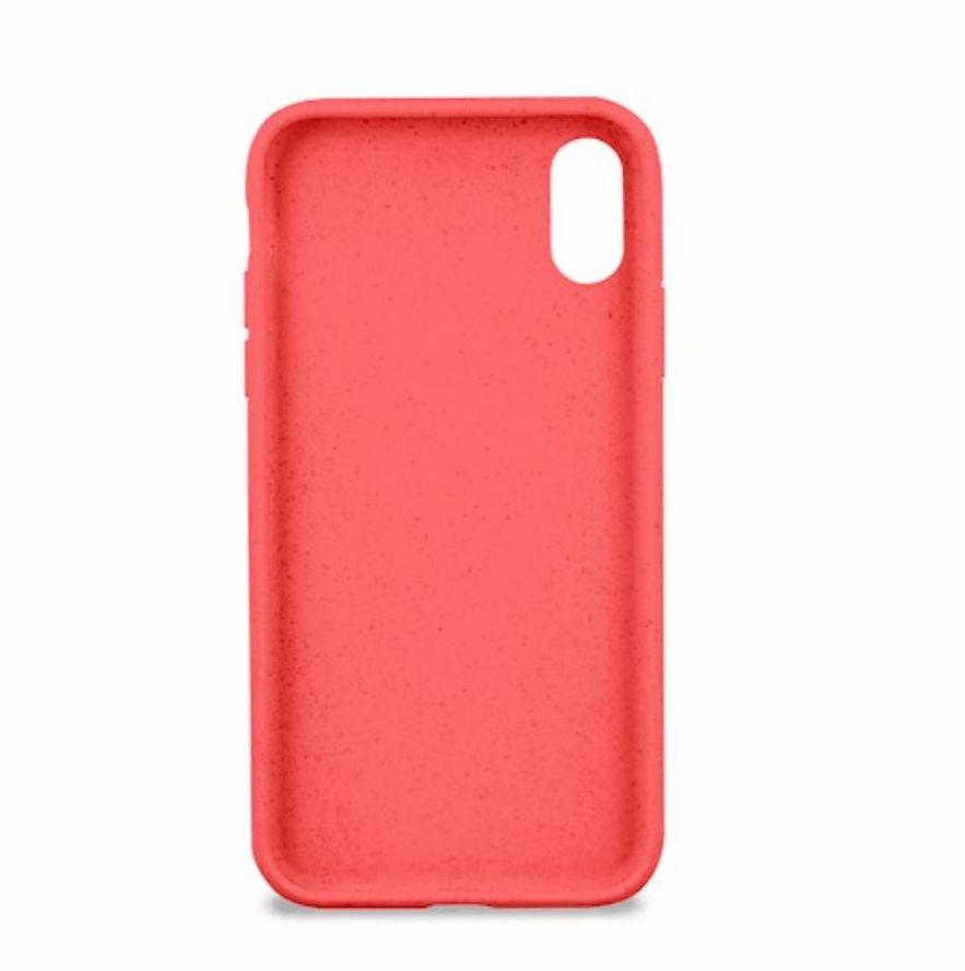 Forever Bioio 100% biohajoava suojakotelo iPhone 6 / iPhone 6s - punainen