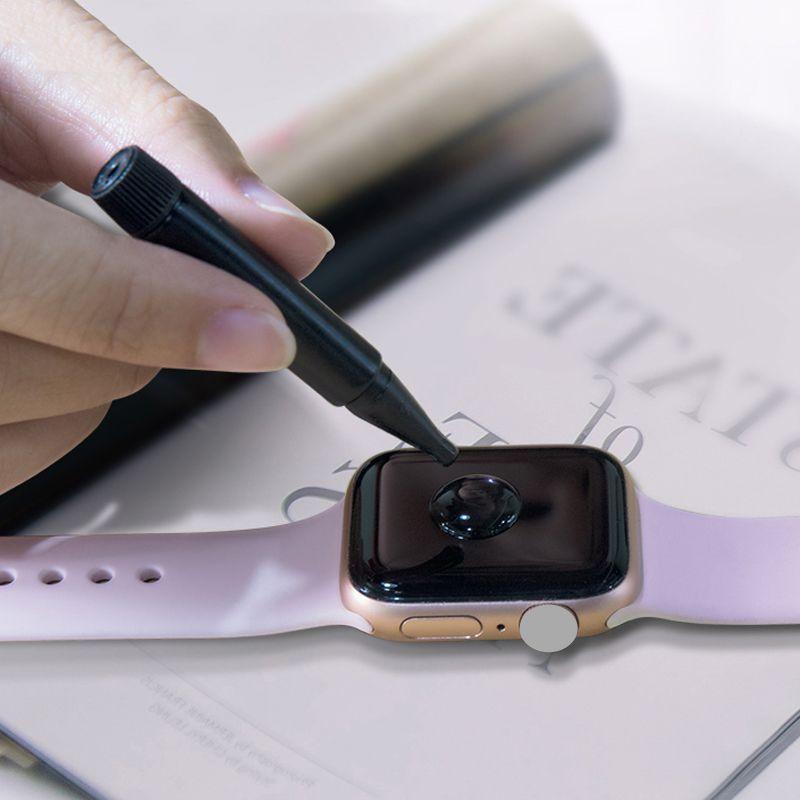 Mocolo UV Iskunkestävä Panssarilasi Apple Watch 4/5/6/SE 44mm