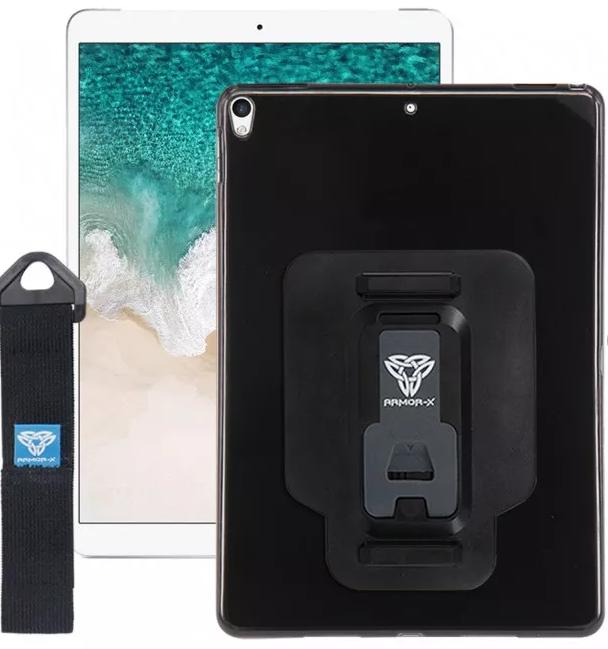 Armor-X PXT Iskunkestävä Suojakotelo iPad pro 10.5