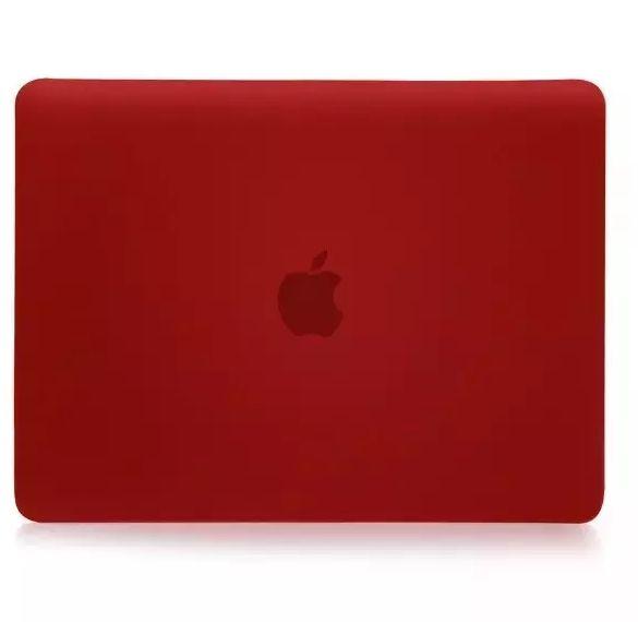 """Apple Macbook Pro 15"""" Unibody Kovamuovinen suojakotelo Punainen"""