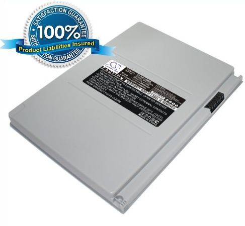 """Apple MacBook Pro 17"""" alumiini unibody akku 6600 mAh - Hopea"""