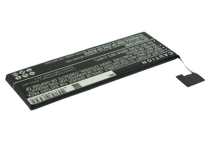 Apple iPhone 5 akku 1400 mAh