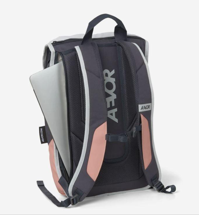 AEVOR Daypack Reppu Läppäritaskulla - Chilled Rose
