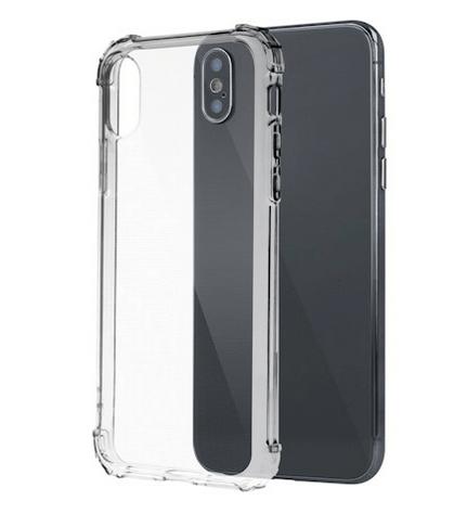 Forever Crystal suojakotelo iPhone 6 / iPhone 6s - läpinäkyvä