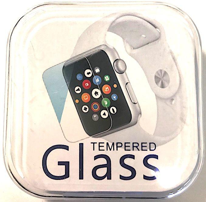 Iskunkestävä Panssarilasi Apple Watch 40mm - 4. Sukupolvi