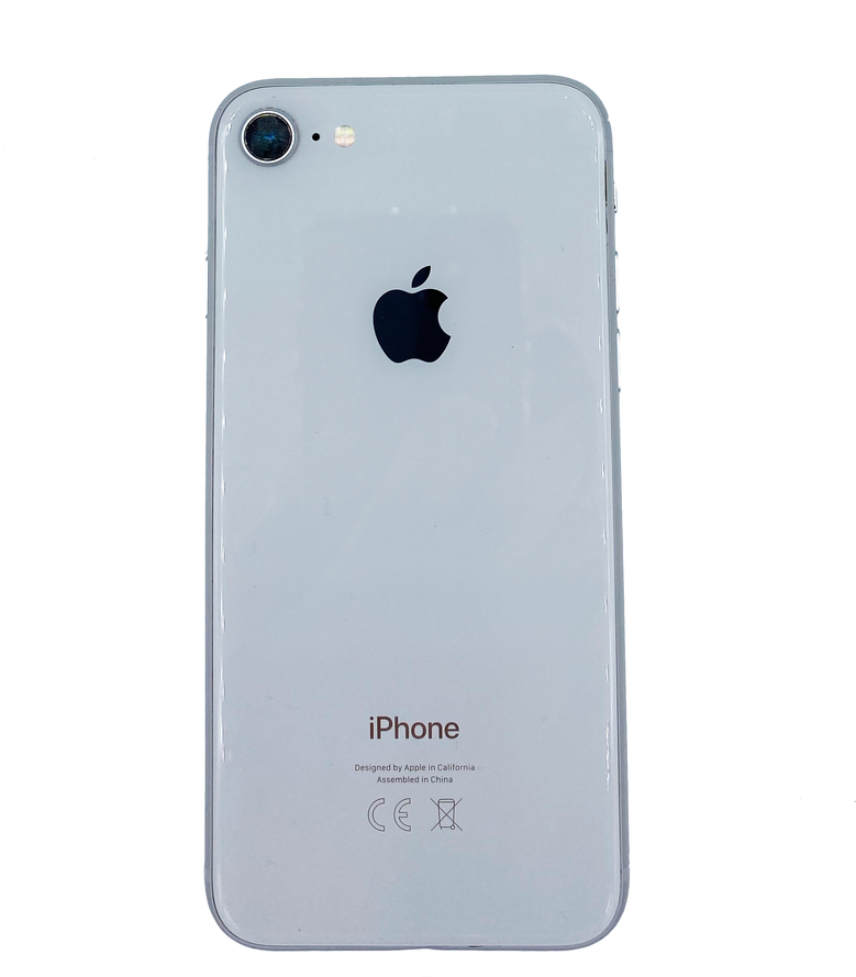 Apple iPhone 8 64GB Hopea - Kunnostettu - Sis. Arvonlisävero