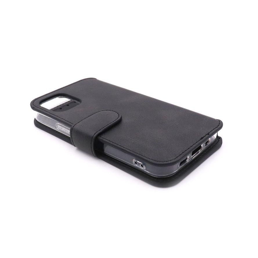 NovaNL Bookcase Volume 1.0 suojakotelo Apple iPhone 12 Mini - musta