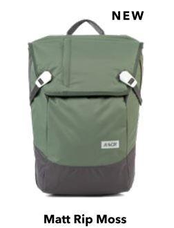 AEVOR Daypack Reppu, Matt Rip Moss