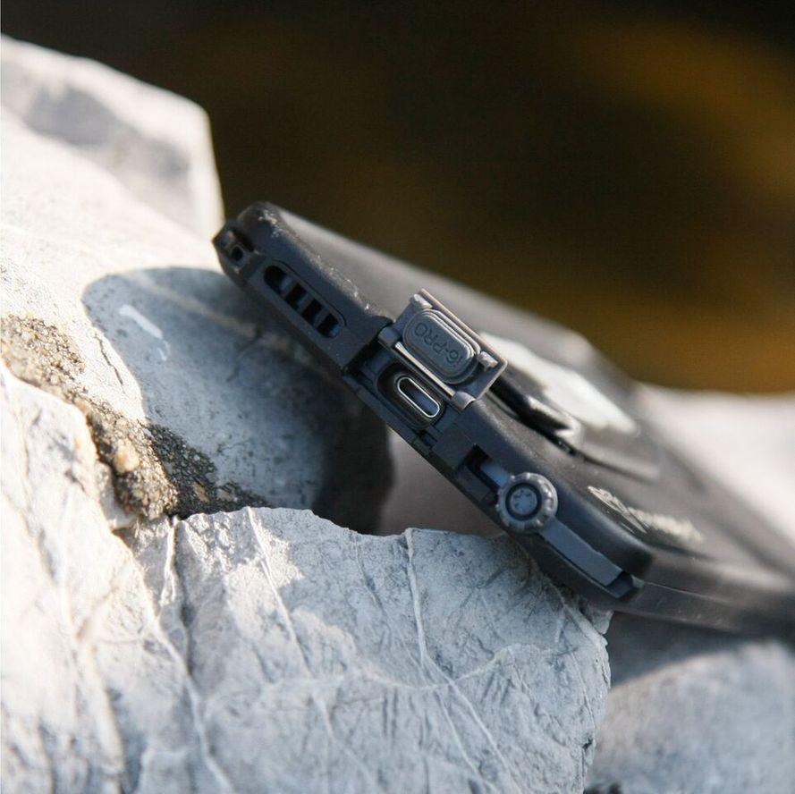 Armor-X iPhone 6 Plus / 6S Plus IP68 Vedenkestävä suojakotelo