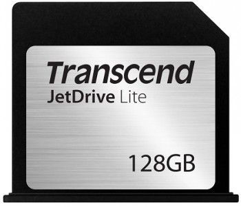 Transcend Jetdrive Lite 130 - 128 Gt Muistikortti Macbook Air 13