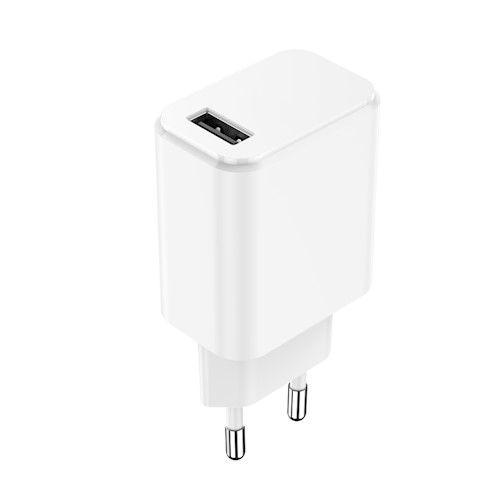 Setty USB-laturi 3A - Valkoinen